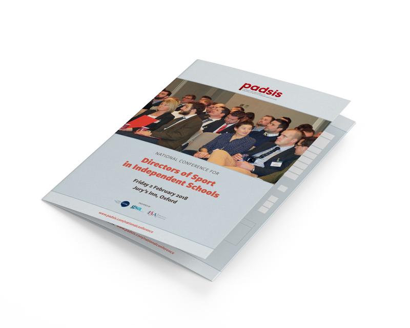 PADSIS Conference 2019 brochure design