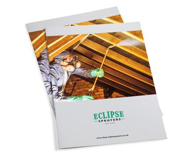Pest control catalogue design - cover